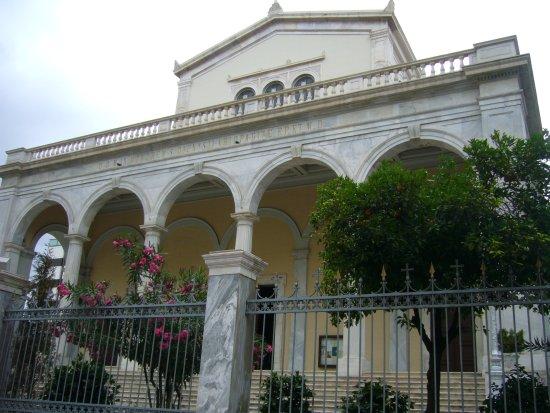 Numismatic Museum: Edifício do museu.