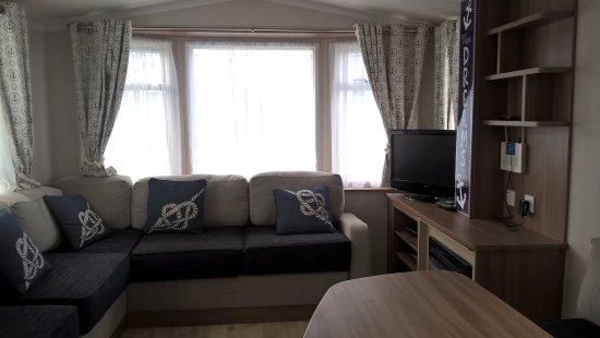 Swift Caravan Living Area Riviere Sands Cornwall - Picture