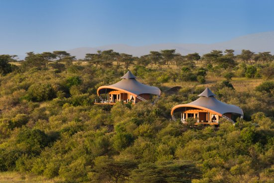 Mahali Mzuri - Sir Richard Branson's Kenyan Safari Camp