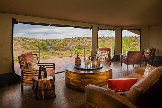 Mahali Mzuri - Sir Richard Branson's Kenyan Safari Camp Photo