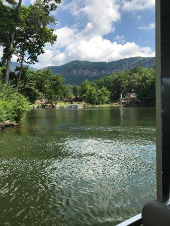 Lake Lure Foto