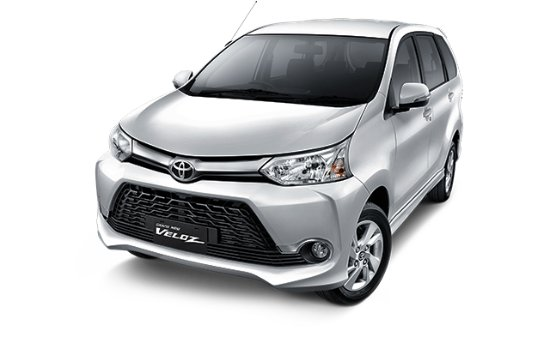 Tuban, Indonesia: Toyota Avanza