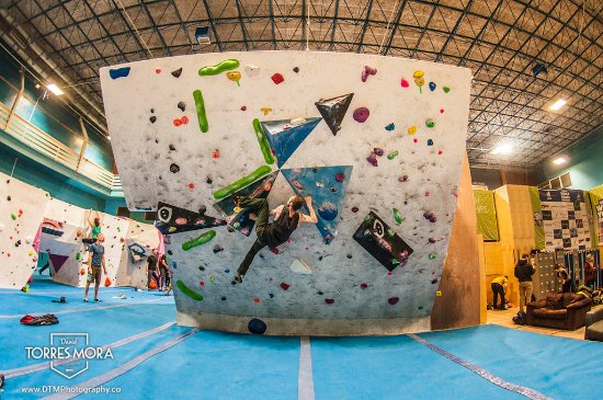 The Project Climbing Centre