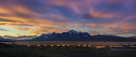 Beautiful Tierra Patagonia Hotel & Spa