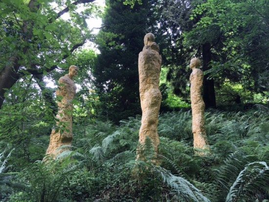 Muddiford, UK: Broomhill Sculpture Garden