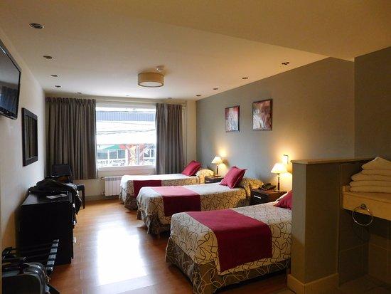 Hotel Monte Claro: Habitación