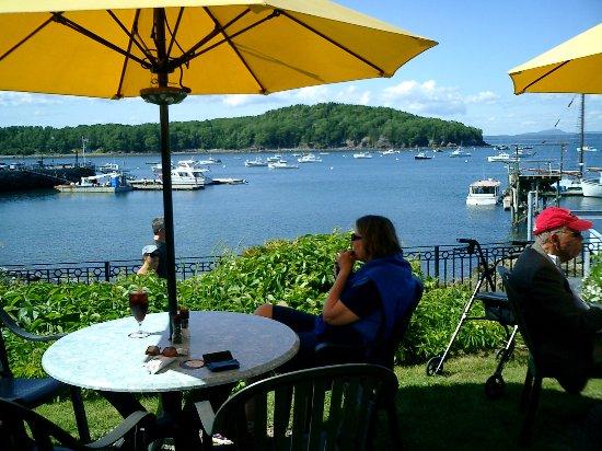 Bar Harbor Inn And Spa Website