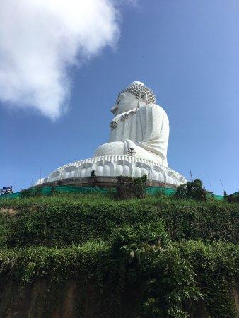 Chalong, Thailand: Big Buda