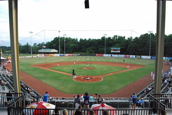 Lexington County Blowfish Stadium