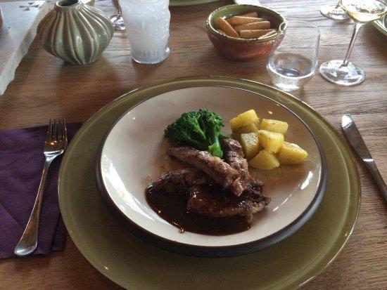 Cortelazor, Spanien: Dineren