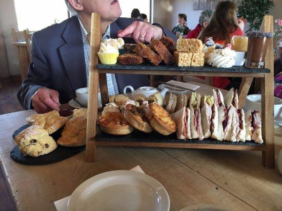 Bootle, UK: Afternoon Tea Platter
