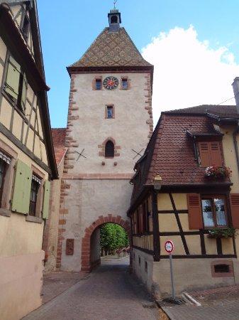 Bergheim - Porte Haute