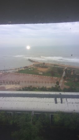 Haritha Hotel, Vizag: From room's window