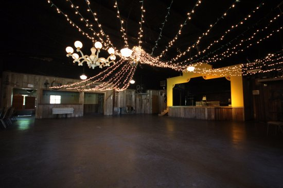 Richmond, TX: Did we mention we have a dance hall? Bring your event to the 'Door!