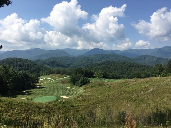 Whittier, NC: This course was very fun. High elevation changes. Course was in very good condition and when I g