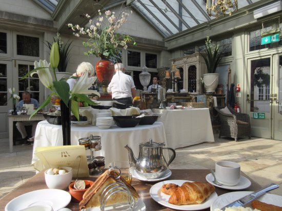 Coombe Abbey Hotel: Breakfast