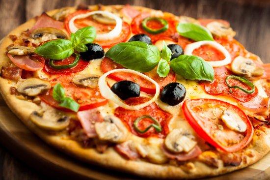 Hedon, UK: Handmade Pizzas