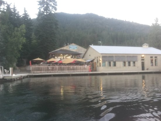 Icehouse Waterfront Restaurant Photos Avis