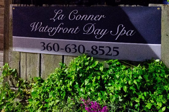 La Conner, WA: please call us for an appointment