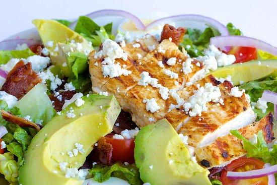 Summit, NJ: Cobb Salad
