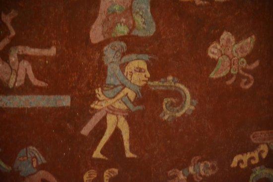 San Juan Teotihuacan, Meksyk: Pintura