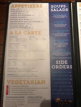 La Huerta Restaurant In Springdale Ar