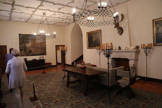 Salon picture of castillo de la mota medina del campo - Spa en medina del campo ...