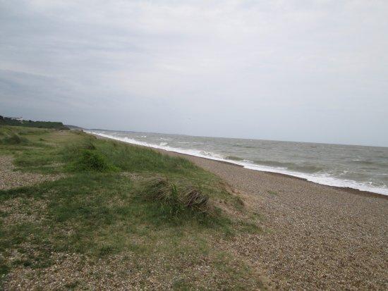 Westleton, UK: Coastal walk