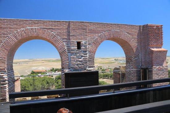 Castillo de la Mota: Vistas