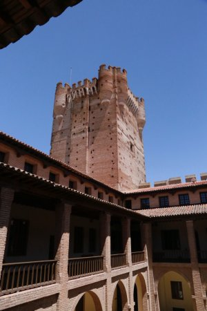 Castillo de la Mota: Torre