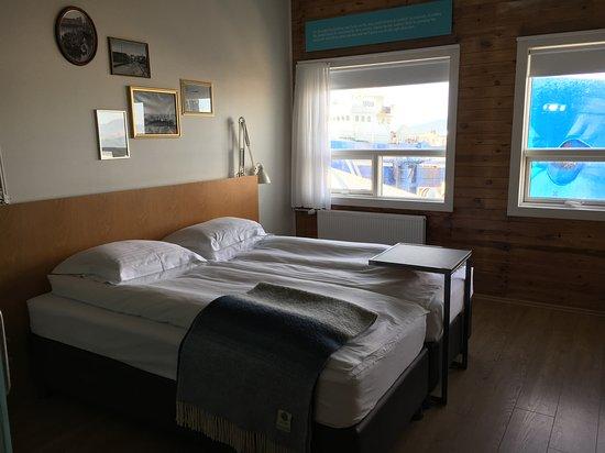 إيسلاندر هوتل ريكيافيك مارينا: Hotel room