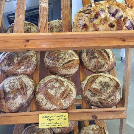 Blackwaterfoot, UK: Best bread!