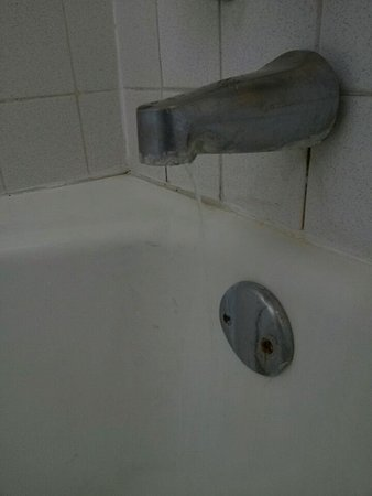 Vacaville, CA: Water would not shut off