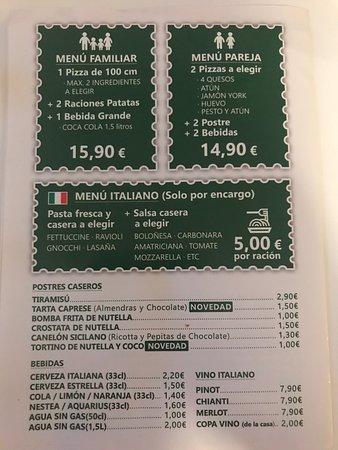 Rigatoni Alla Carbonara Picture Of Pizzeria La Bella