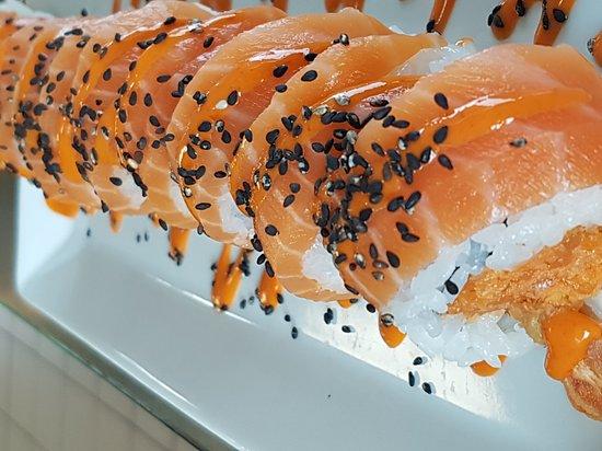 Chetwynd, Canada: New Tokyo Sushi