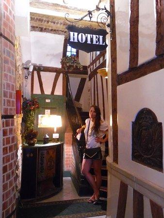 Hotel Rue Monsieur Leprince Paris