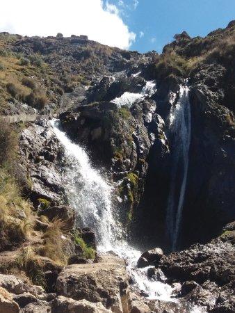 Canta, Perú: Catarata Pomora