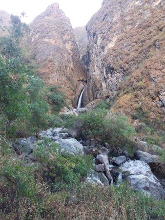 Canta, Peru: Cascada de Huamanmayo - Velo de Novia