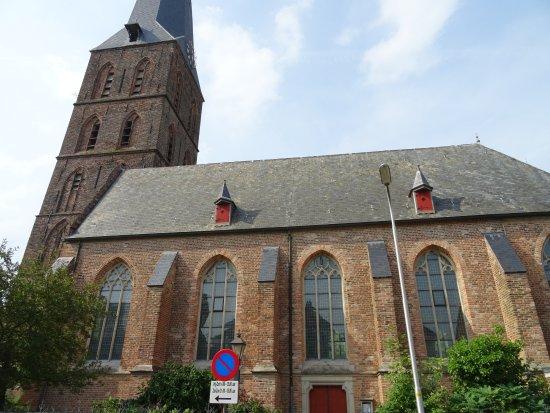 Rijksmonument Nieuwstadskerk Zutphen uit 1250-1442