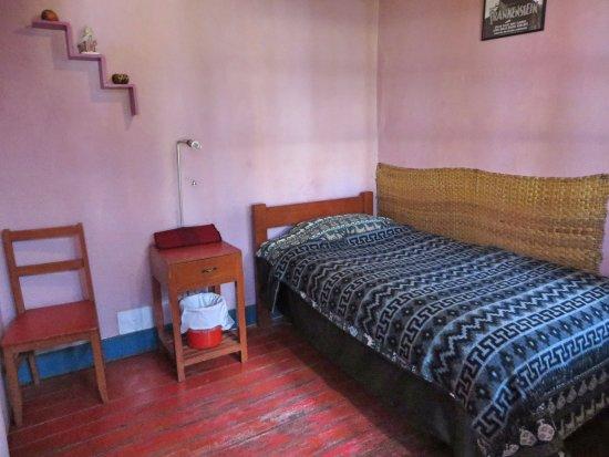 Royal Frankenstein: Chambre individuelle sans salle de bain.