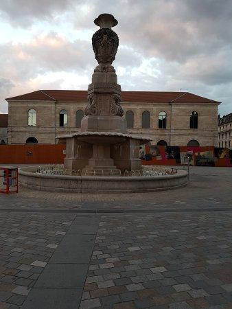 Ballade à Besançon