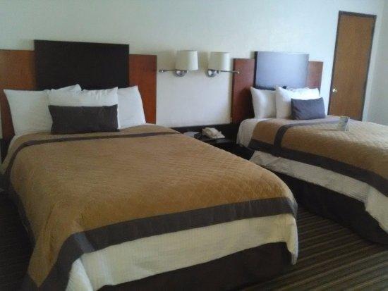 Casa Grande Chihuahua Business Plus Hotel: habitacion 143