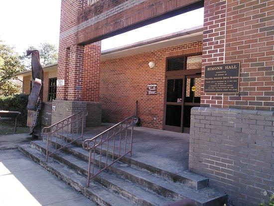 Fort Bragg, NC: Simons Hall