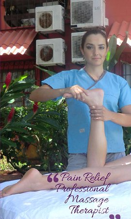 Massage  Jaco Healing Arts & Spa