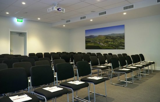 Havelock North, New Zealand: Triple Peaks conference room