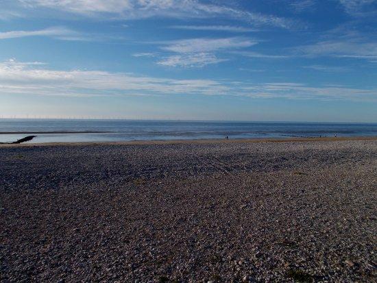 Pensarn, UK: Pensarn Beach