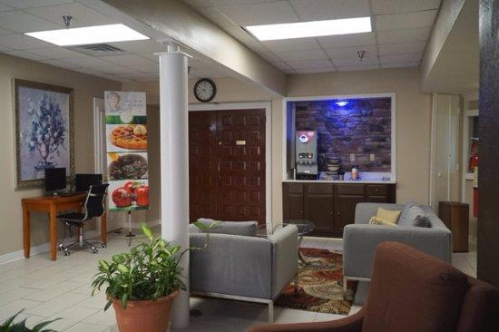 South Boston, VA: Coffee Station