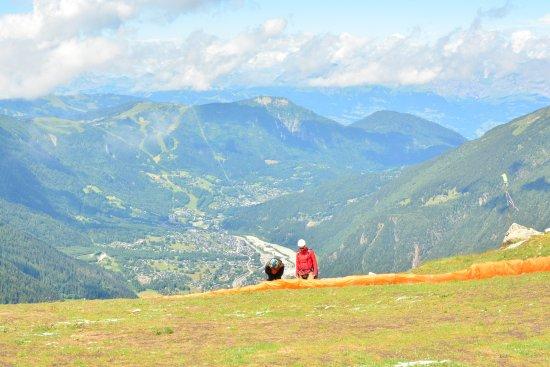 Fly Chamonix - Tandem Paragliding