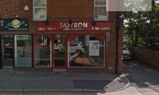Billingshurst, UK: Saffron