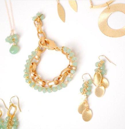 Anne Vaughan Jewelry from Floyd Virginia